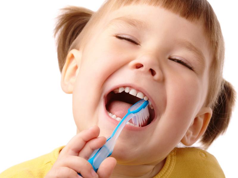 Få fif til tandbørstningen